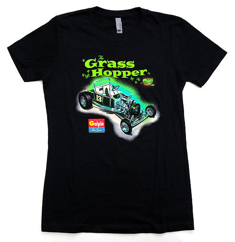 GAS Ladies The Grass Hopper T-Shirt