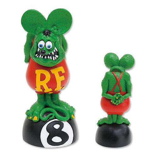 Rat Fink Bobbing Head on 8 Ball