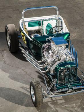 The Grass Hopper Model T Top