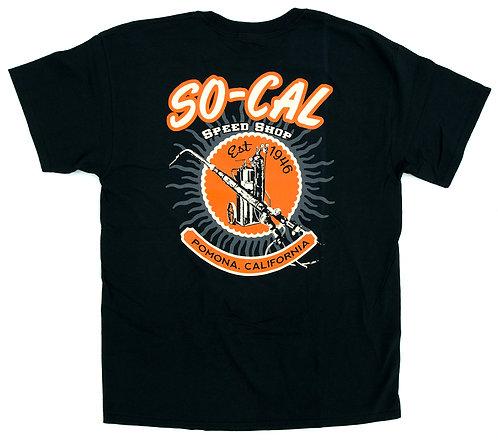 So-Cal Speed Shop Gas Axe T-Shirt