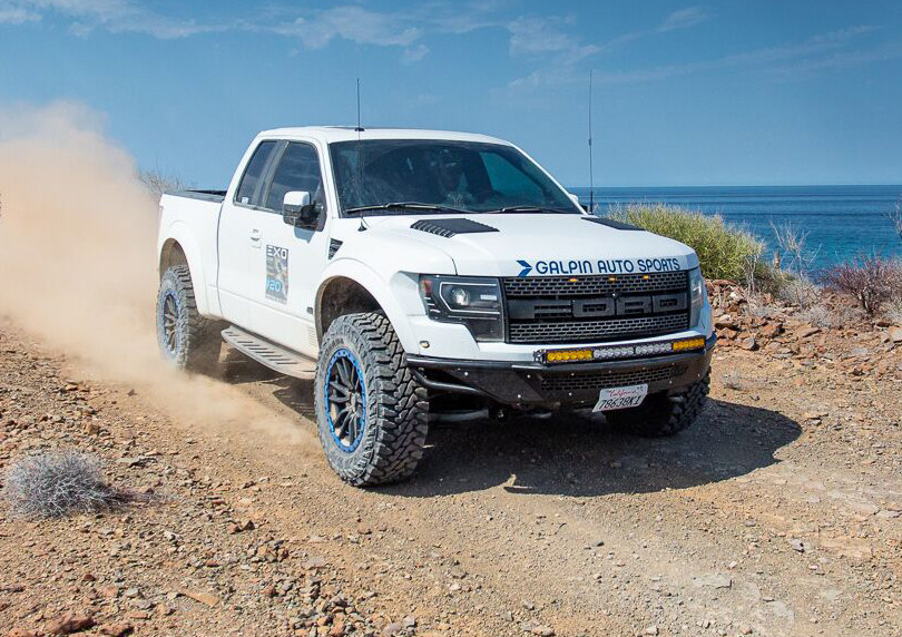 GAS Shop Build Truck