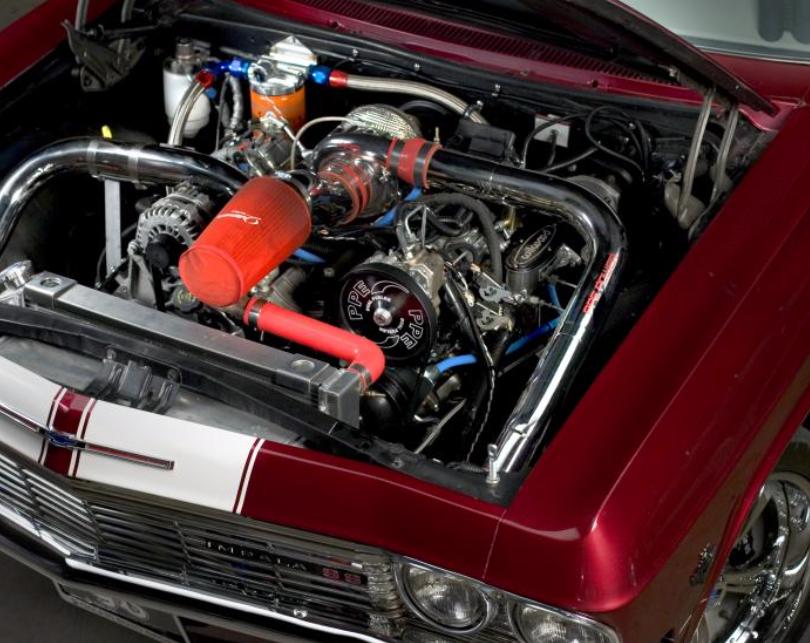 Biorocket Top Motor