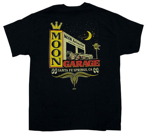 Mooneyes Garage SFS T-shirt