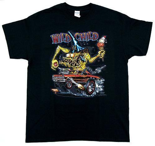 "Ed ""Big Daddy""Roth Wild Child T-Shirt"
