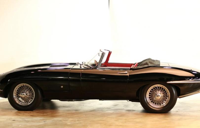 1961Jaguare E Type