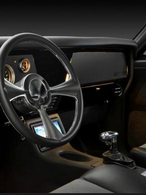 1967 Chevrolet Chevelle Interior