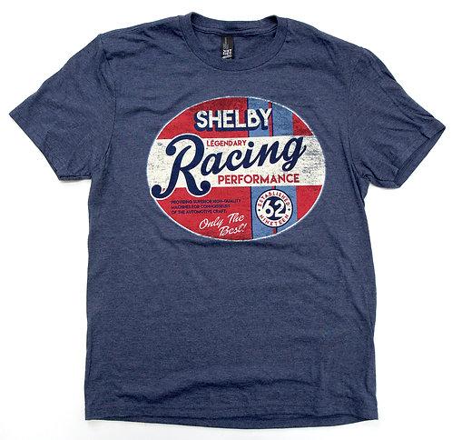 Shelby Legendary Racing Performance Navy Tee