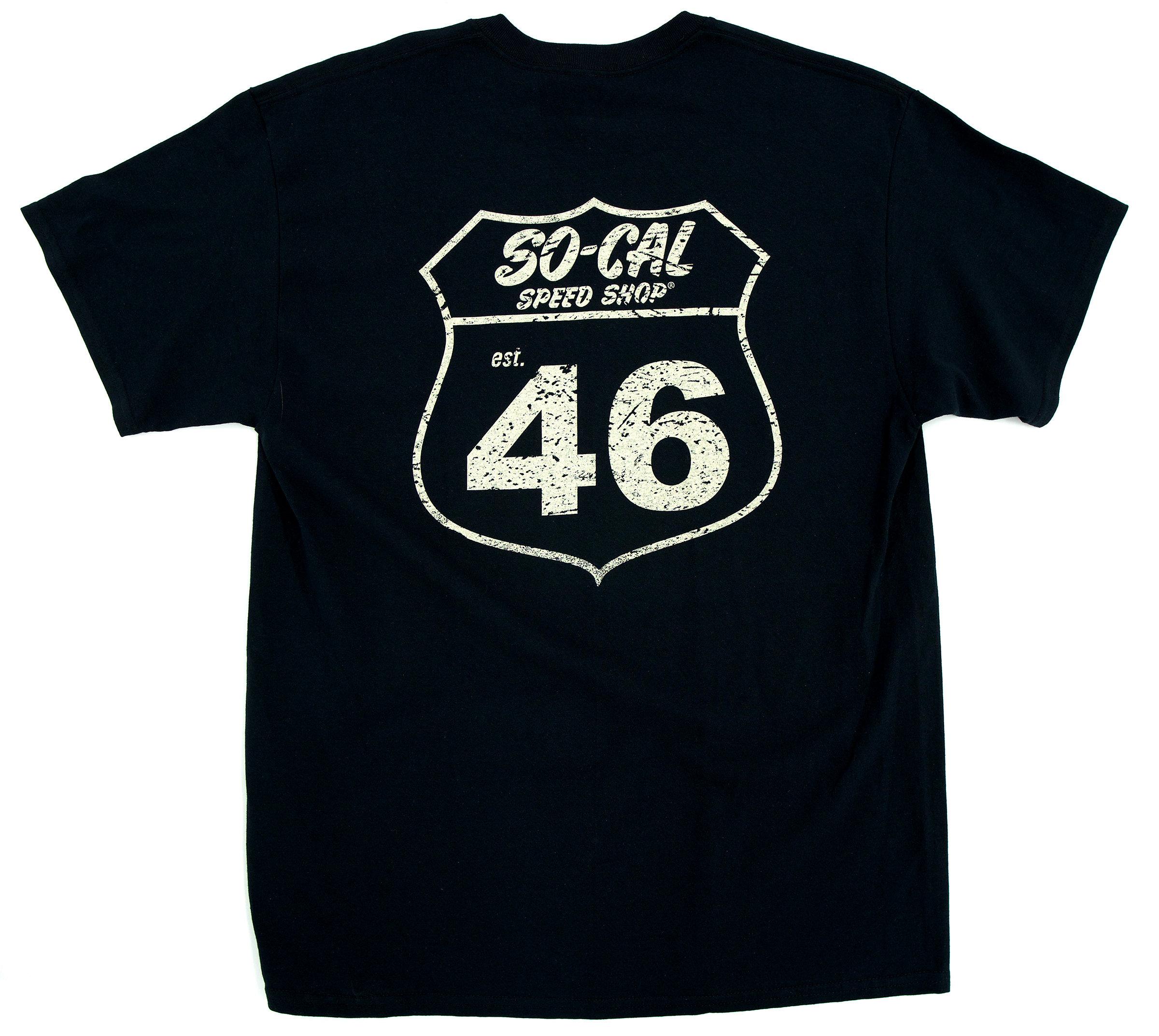 SO-CAL Speed Shop Est.1946 Badge