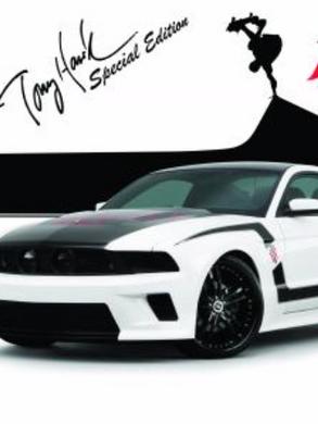 Tony Hawk Mustang