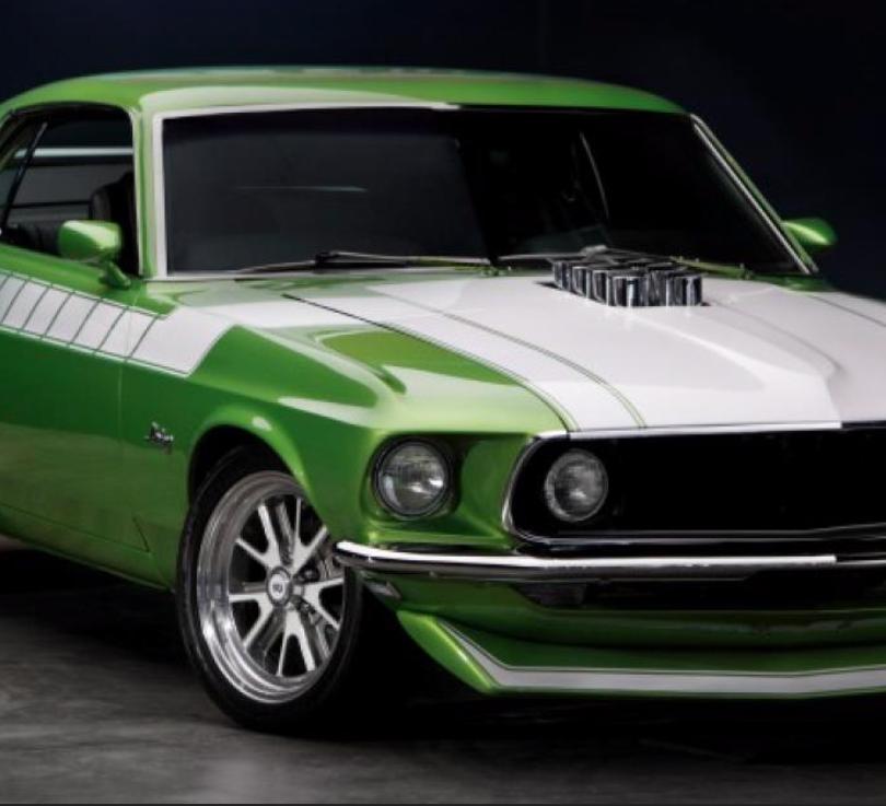 1969 Green Machine