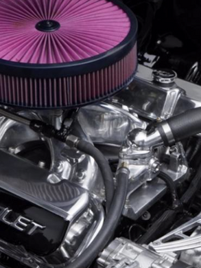 The Chevelle Motor