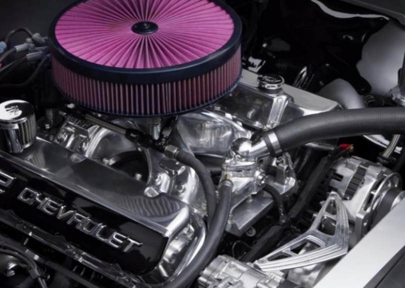 The Chevelle Motor