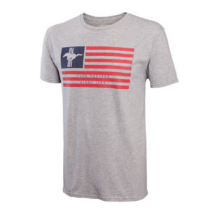 FORD Mustang Flag Men's Tee