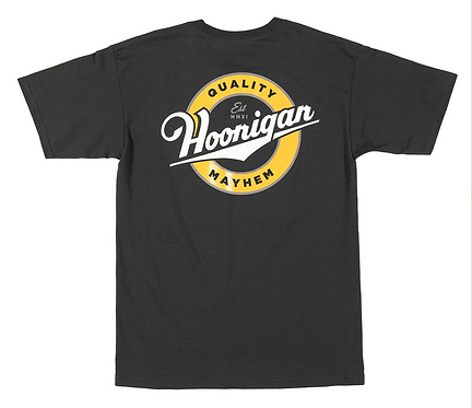 Hoonigan Mayhem Seal SS T-shirt