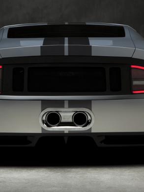 Ford GTR1 Rear