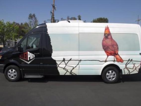 Street Poets - Vehicle Wrap