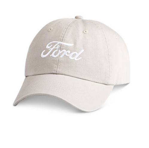 Ford Motor Company - Ford Washed Cap