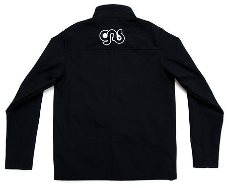 GAS Men's Logo SoftShell Jacket