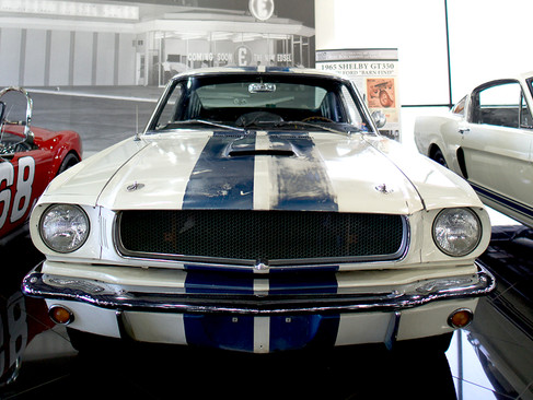 1965 Shelby GT 350 Fastback
