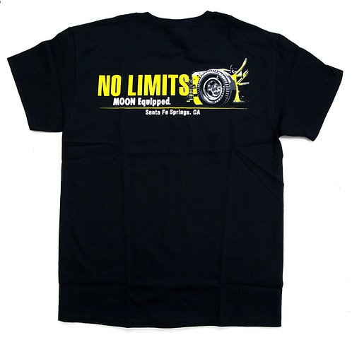 Mooneyes No Limits T-shirt