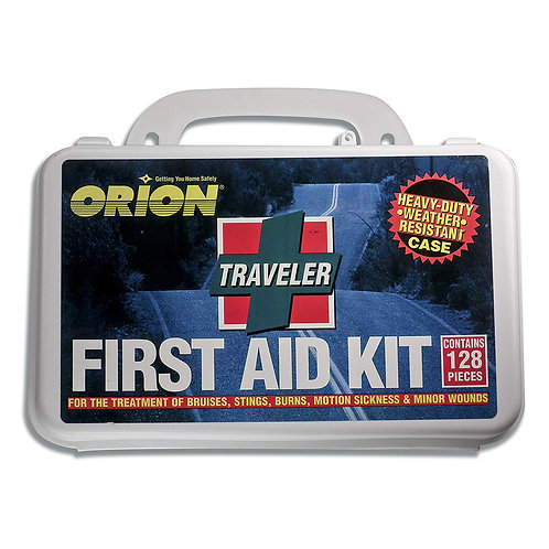 Orion Safety Products 8128 Traveler First Aid Kit