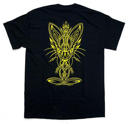Mooneyes Pinstripe T-shirt