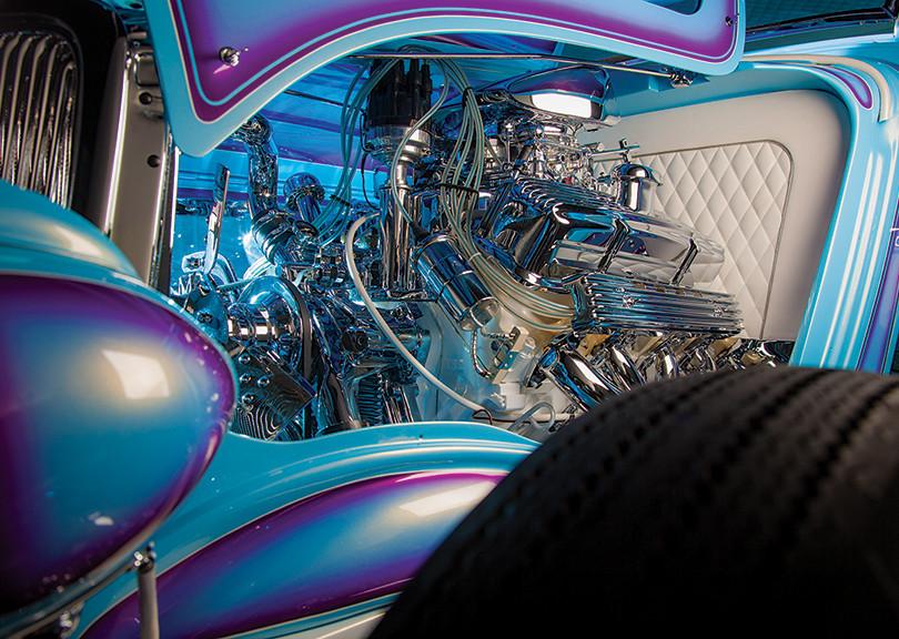 Iron Orchid Motor