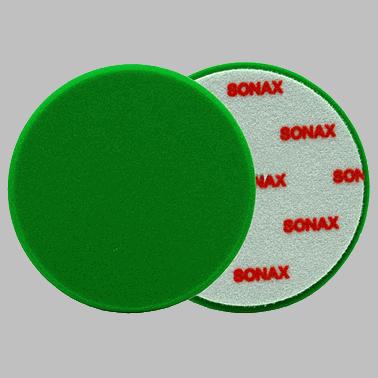 SONAX Green Medium Polishing Pad