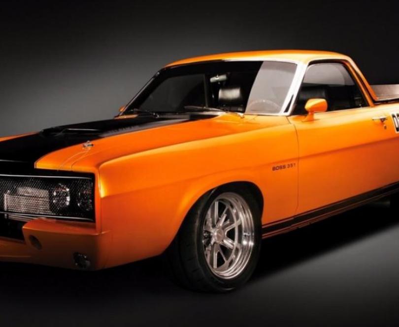 1968 Boss 351 Ford Ranchero