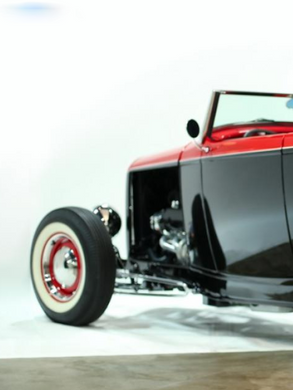 1932 Ford 75th Anniversary Deuce Roadster Back