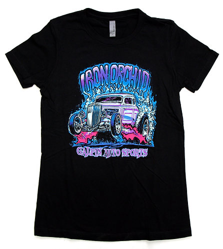 GAS Ladies Iron Orchid T - Shirt
