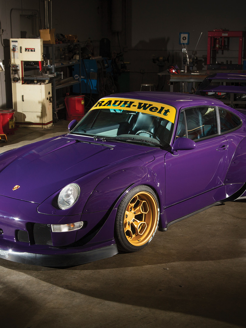 RWB PORSCHE 911/993
