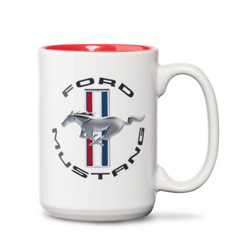Ford - Mustang Mighty Two-Tone Mug