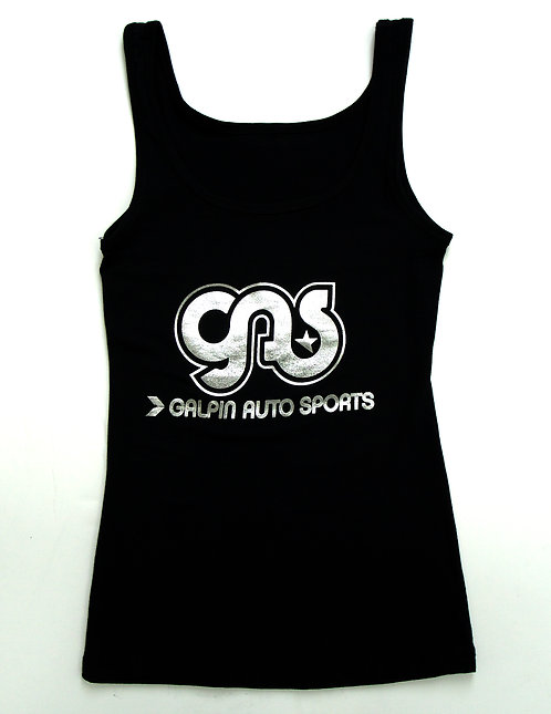 GAS Ladies Tank with Chrome Logo
