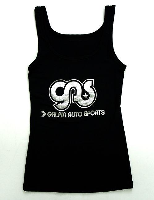 GAS Ladies Tank with Chrome Logo