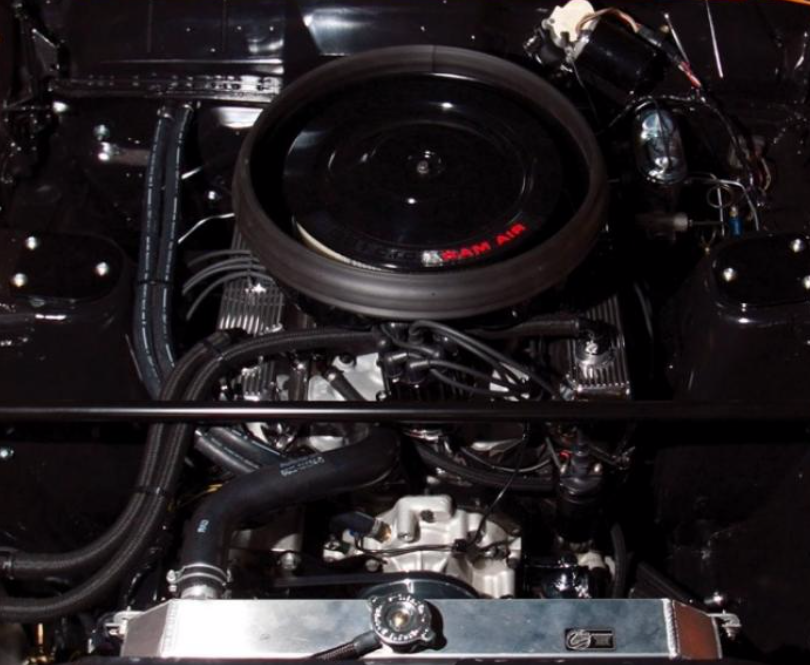 1968 Boss 351 Ford Ranchero Engine