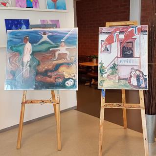 'Edvard Munch: Barn som motiv, barn som tema' - ledig høsten 2017