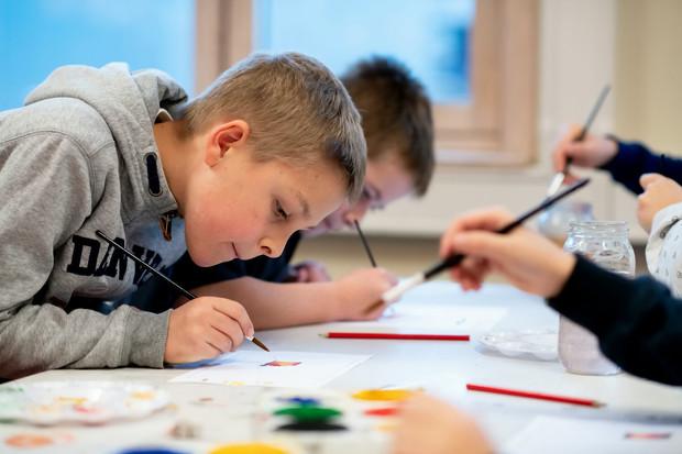 Planlegg skoleåret med kunst i skolen