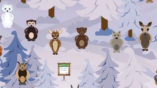 Bli med inn i Leseskogen!