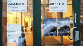 JULESALGET FORTSETTER FREM TIL JUL - Velkommen til Galleri Seilet!