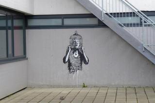 Kunst i Skolen på skolebesøk
