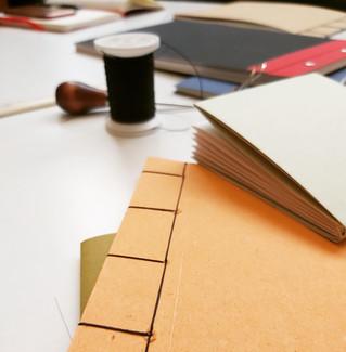 ARTIST'S BOOK - Kurs i bokbinding på SEILET