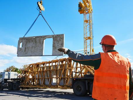 Construction Site Hand Signals