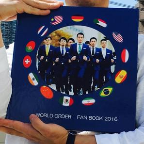 WORLD ORDER FAN BOOK