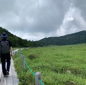 Hiking time