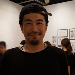 WO ART Exhibition Special Report: Mini-Interview with Akihiro Takahashi