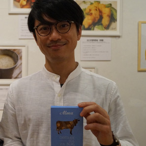 WO ART Exhibition Special Report: Mini-Interview with Yusuke Morisawa