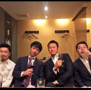 Salary Men in Nagoya