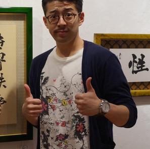 Special Report: WO ART Exhibition         Mini-Interview with Ryuta Tomita
