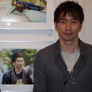 WO ART Exhibition Special Report: Mini-Interview with Takashi Jonishi